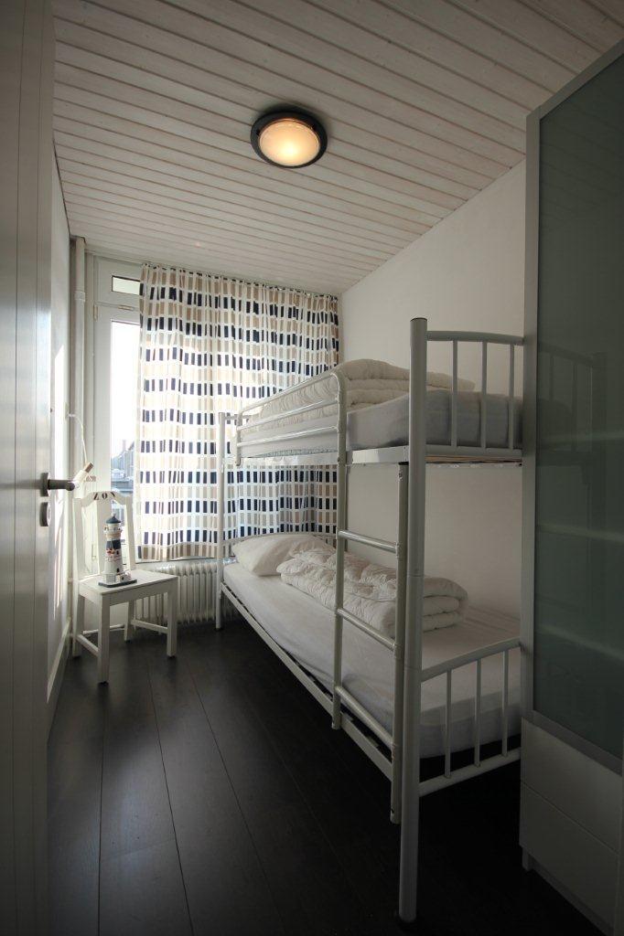 Appartementen budget strandappartementen de walvis in vrouwenpolder - Kleine kamer d water met toilet ...