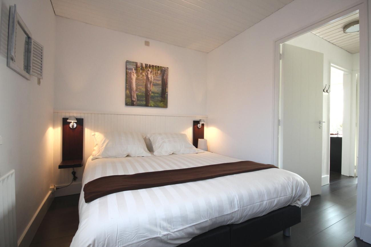 Appartementen budget strandappartementen de walvis in vrouwenpolder - Stapelbed kleine kamer ...